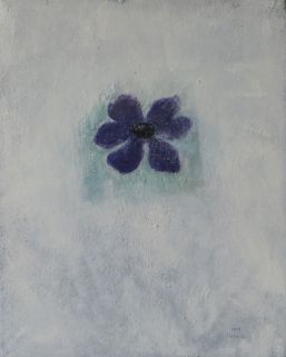 purple anemone, 1999